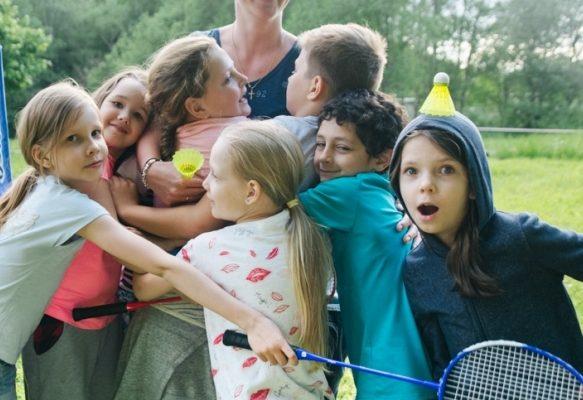 2-12 июня 2019 / Сборы по бадминтону для детей